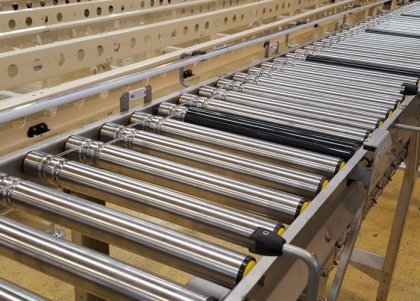 SmartLine™ Stainless Conveyor