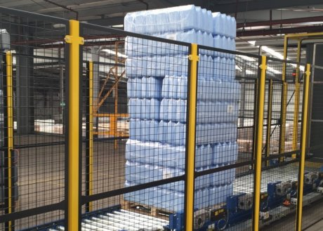 Integrated conveyor solution creates on-site supply chain efficiencies for RPC Promens