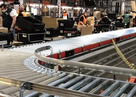 5 Reasons to Upgrade Your Conveyor System