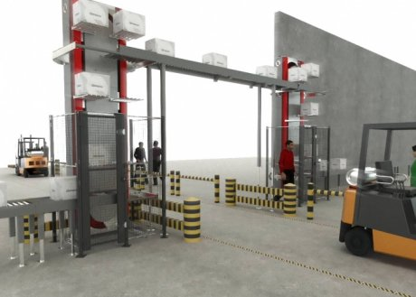 Advance can now offer Qimarox lifts as part of a conveyor solution