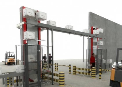 Box Lifts, Tote Lifts and Carton Elevators